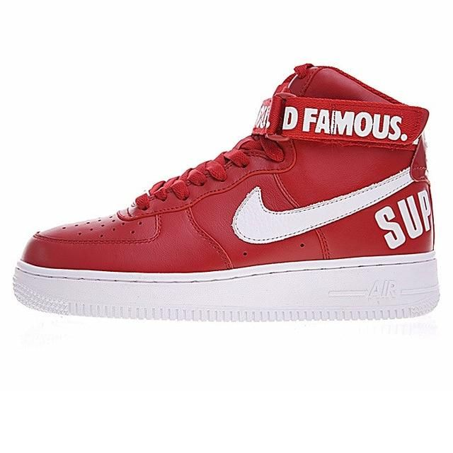 best service 5138a 3b02d ... new arrival 49cc1 7b412 The result of an epic collaboration between Nike  and Supreme, were
