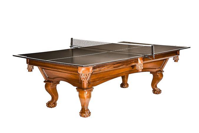 Conversion Top Brunswick - Surface de jeu pingpong pour le dessus de votre table de billard