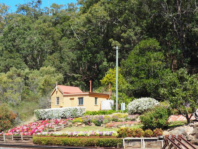 The Beauty of Spring Bluff Station - Murphy's Creek