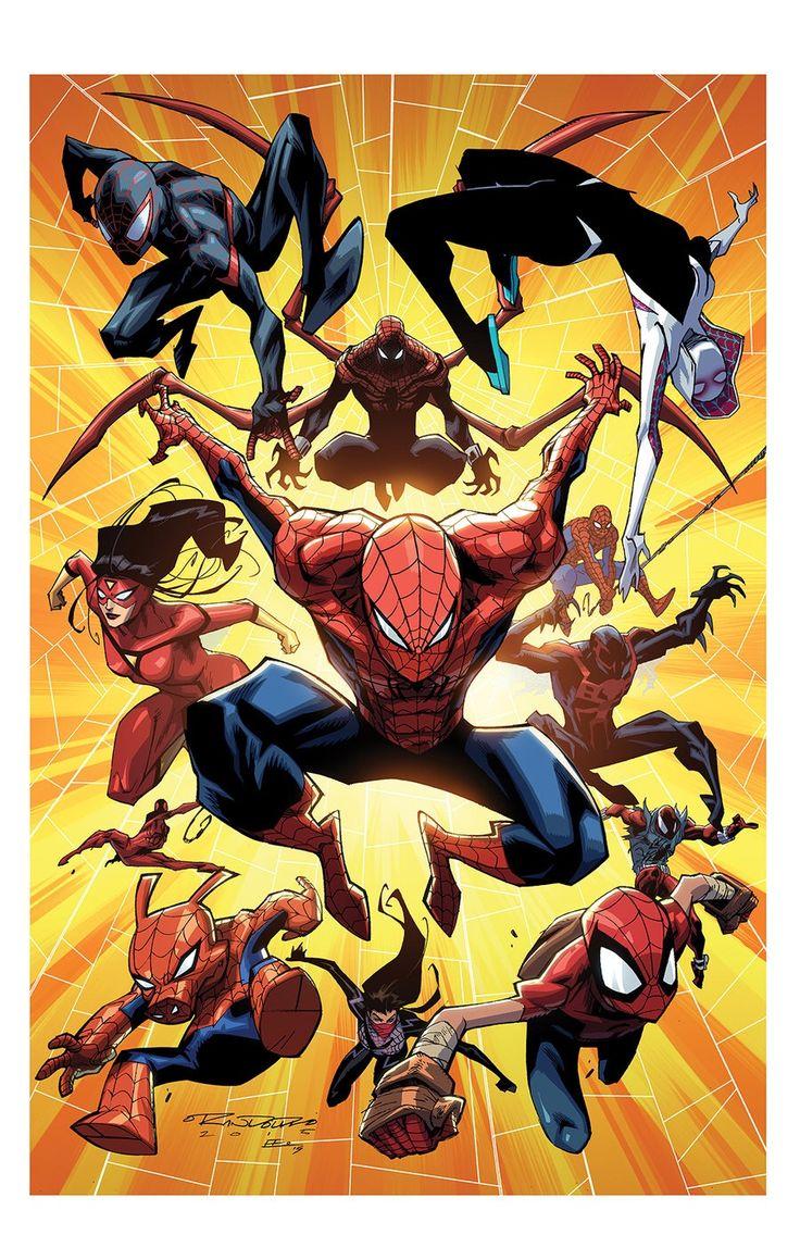MARVEL COMICS - Spider-Verse                                                                                                                                                      Más
