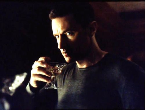 Richard Armitage as Francis Dolarhyde in Hannibal