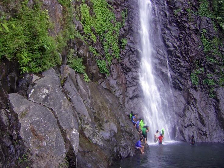 Sedudo waterfall, nganjuk, east java, Indonesia