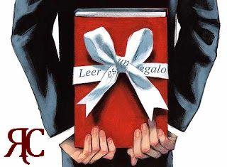 """""""Leer es un regalo"""" Campaña Navidad 2014 http://relatosjamascontados.blogspot.com.es/2014/12/leer-es-un-regalo.html"""