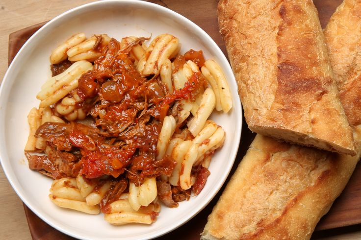 Our Recipes | Duck Ragu over Zucchette Hamptons Lane