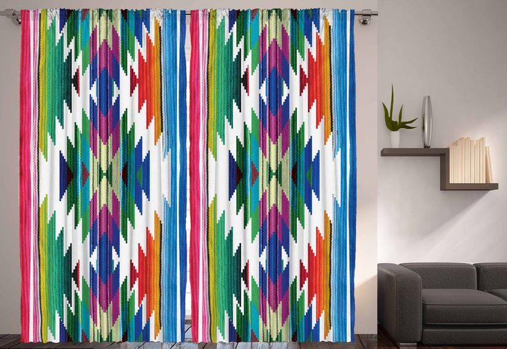 25 Best Ideas About Southwestern Curtains On Pinterest