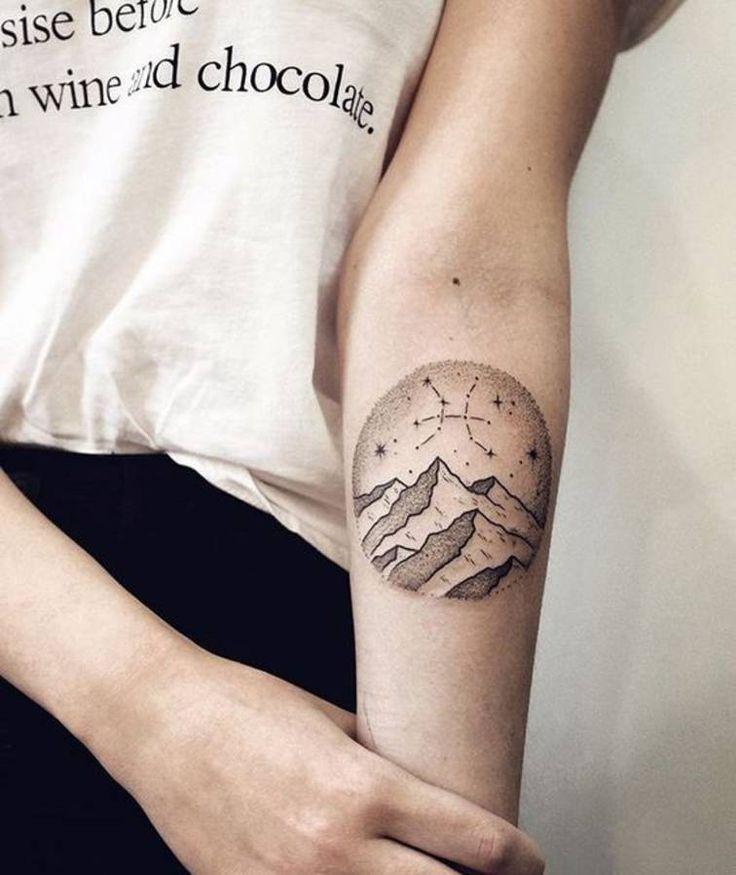 17 Meilleures Id&233es &224 Propos De Libra Constellation Tattoo Sur
