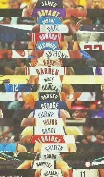 NBA PLAYERS 2