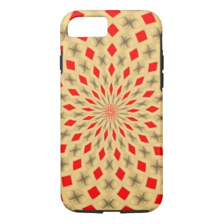 Nice Colorful abstract pattern iPhone 7 Case - click to get yours right now!
