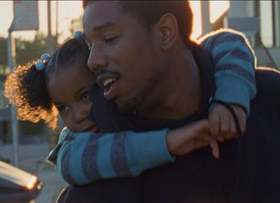 """Fruitvale Station"" tells the real story of Oscar Grant, a 22-year-old unarmed black man who was shot and killed by a San Francisco transit cop. Michael B. Jordan - amazing performance !!"