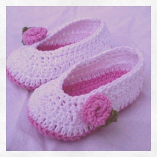 Mary Jane Crochet