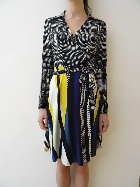 Robe femme H14 Diane Von Furstenberg Disponible dans la boutique algorithme la loggia Strasbourg (paiement à distance et envoi possible)