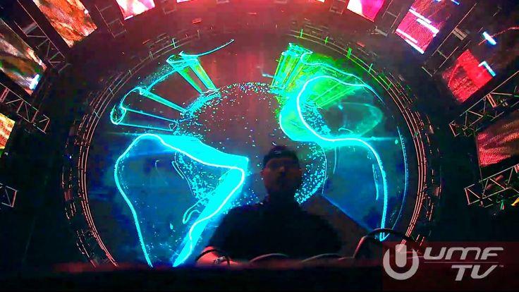 Eric Prydz Live @ Ultra Music Festival 2014 (+playlist)