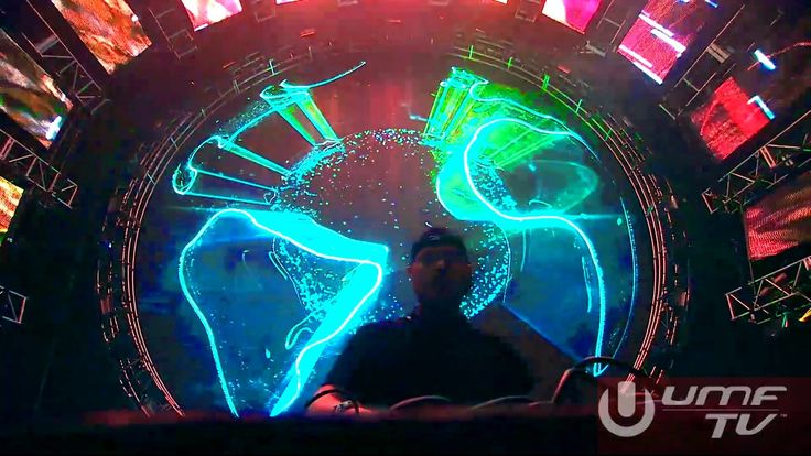 Eric Prydz Live @ Ultra Music Festival 2014 (+playlist)