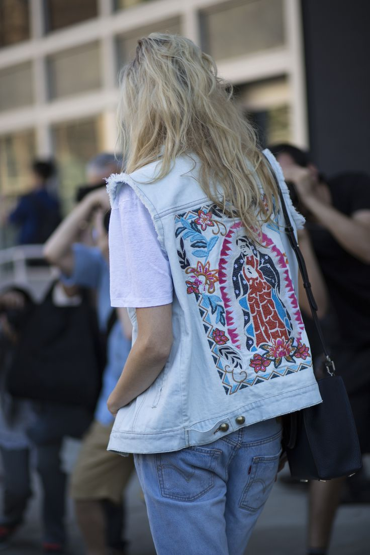 #SS16 #NYFW Street Style - More on The Hub