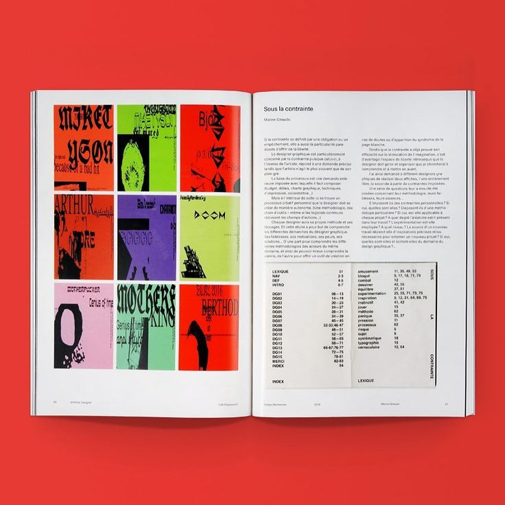 Design/Recherche 2016 (ECAL) / Available at draw-down.myshopify.com / A publication bringing together projects developed for Jonas Berthod's Design/Research course in the Spring of 2016 showcasing the work of second year graphic design BA students studying at Switzerland's Ecole cantonale d'art de Lausanne (ECAL). The course was an opportunity for students to consider design as a practice that offers an opportunity to generate knowledge. Throughout the class students were encouraged to…