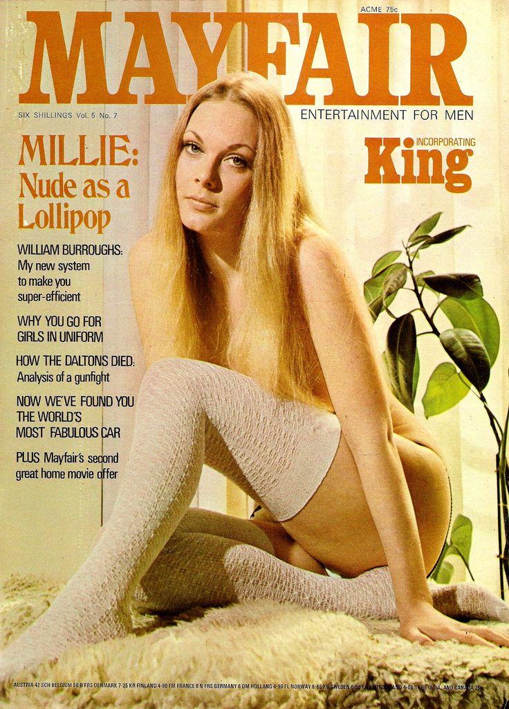 Vintage sex mags