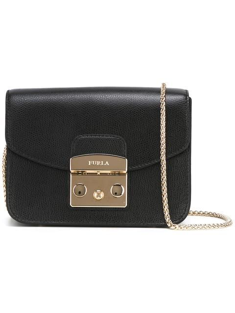 FURLA 'Metropolis' crossbody bag. #furla #bags #shoulder bags #leather #crossbody #
