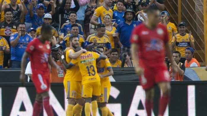 Tigres vs Lobos en vivo 13/02/2018 - Ver partido Tigres vs Lobos en vivo online 13 de febrero del 2018 por Liga Bancomer MX de México. Resultados horarios canales y goles del partido en directo online no se lo pierdan.