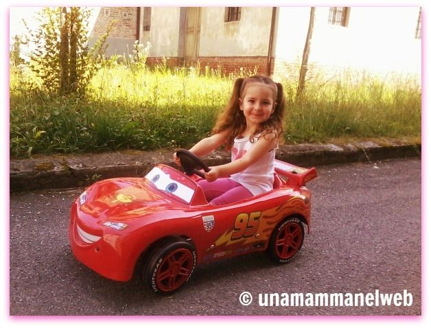 Cars Saetta McQueen