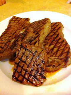 The Bush Gourmand: Delicious Varoma Steak