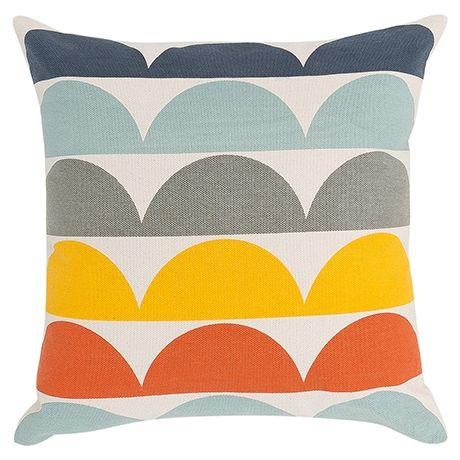 Frolic Cushion 50x50cm  Multi