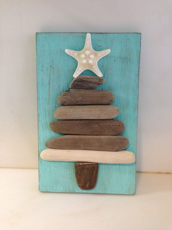 Driftwood Art Driftwood Christmas Tree by TahlulasTreasures2