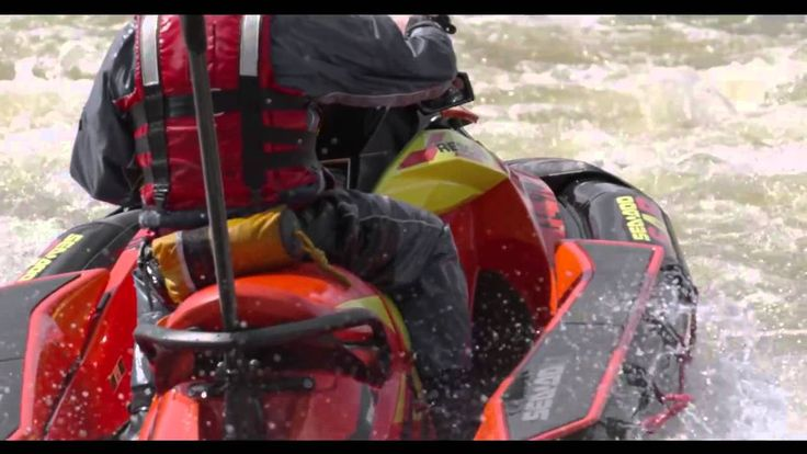 Sea Doo - Rescue Water Craft - Search and Rescue - SAR