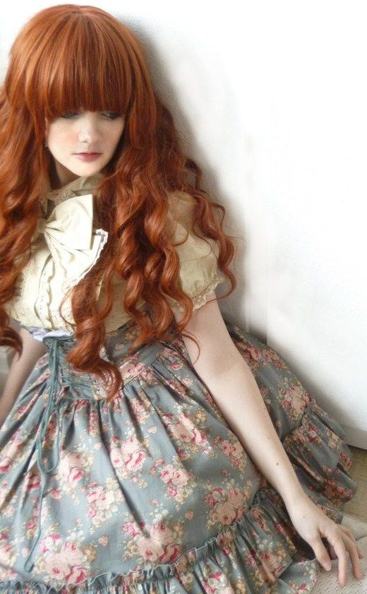 Classic Lolita Doll by ~HessianH