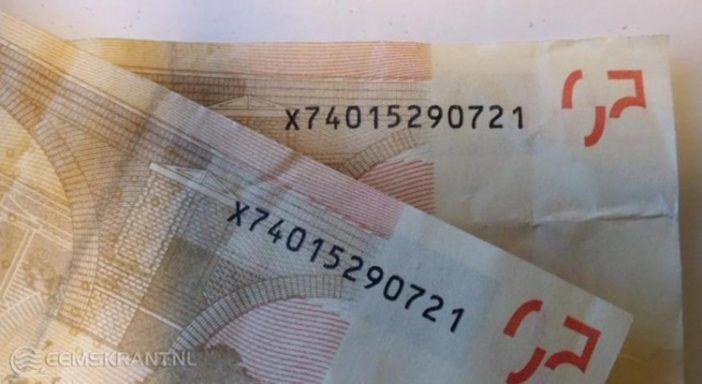 LET OP! Politie waarschuwt: er zijn veel valse biljetten van 50 euro in omloop, zó herken je ze!