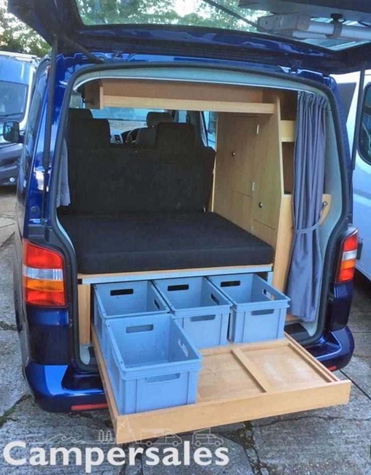 Volkswagen T5 Robel 2.5 (2005) | CS240 | Campersales Ltd – #Camper ….   – Wohn…