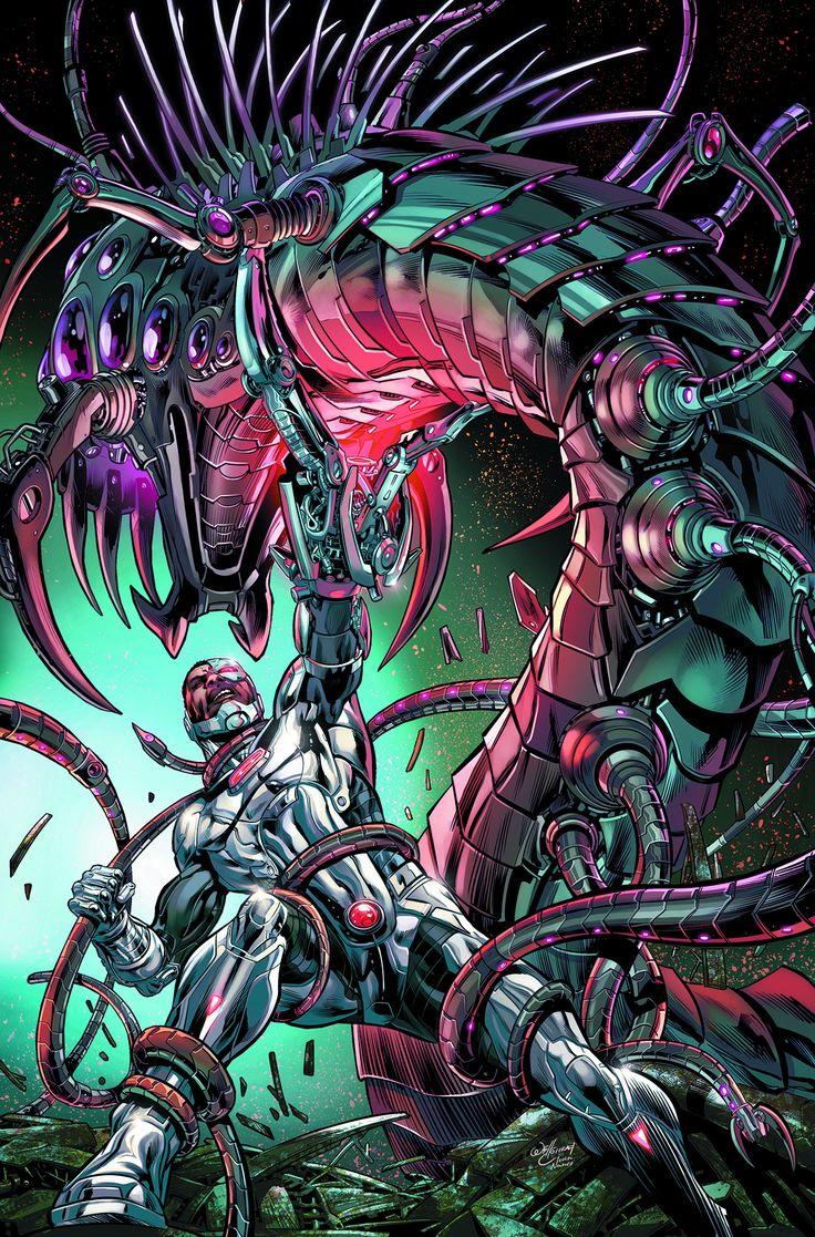 77 best cyborg u003c u003d101 images on pinterest batman comics and he is
