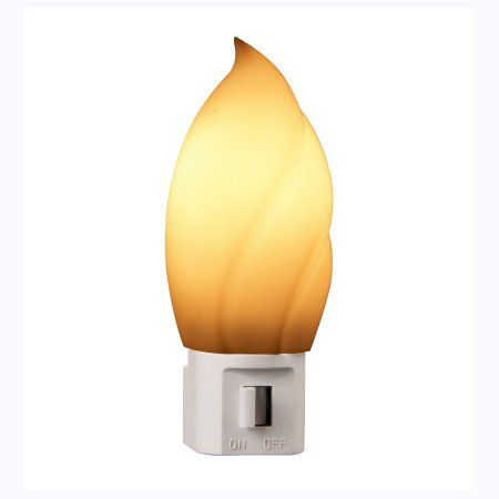 Amerelle 71037 Flame Manual On/Off Night Lite, Multicolor