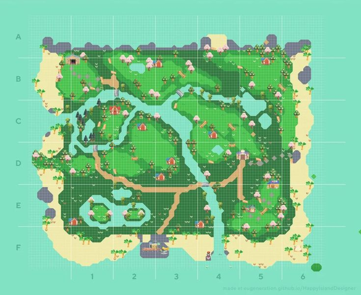 My map! I wanted to do a very hilly, lush marshland with ...