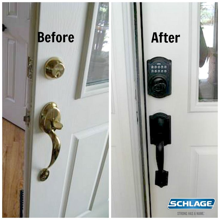 Trends In Door Hardware Finishes New House Designs