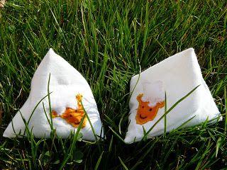 Húsvéti bari mini babzsákok