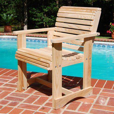 LA Cypress Swings CR2 Roll Chair