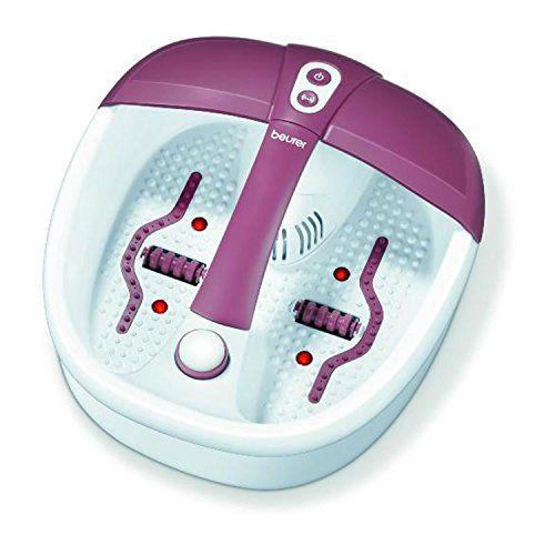 Bain de pieds Beurer FB 35: A utiliser en cas de manque de lumière pendant les mois d'hiver: mauvaise humeur, manque d'énergie et de…