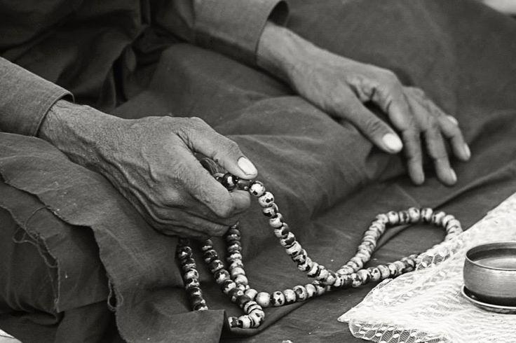 Meditation, Myanmar