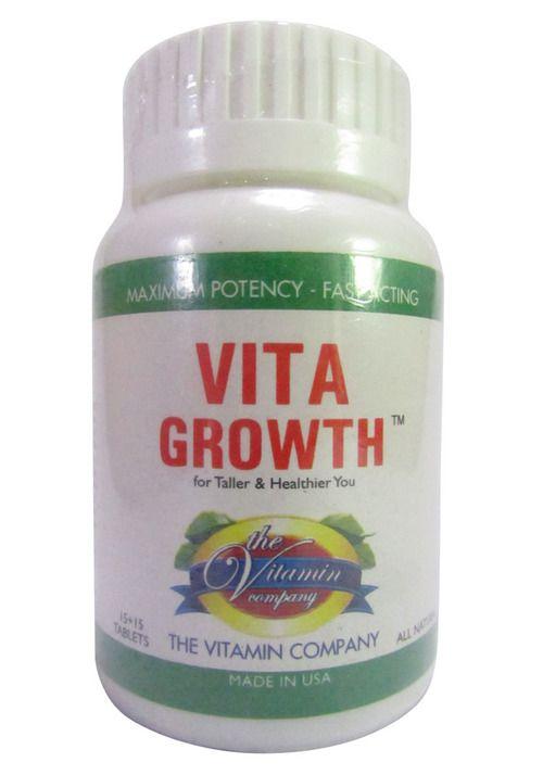 The Vitamin Company Vita Growth 30 Tablets