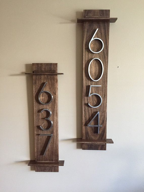 The 25 Best Metal Numbers Ideas On Pinterest House Address
