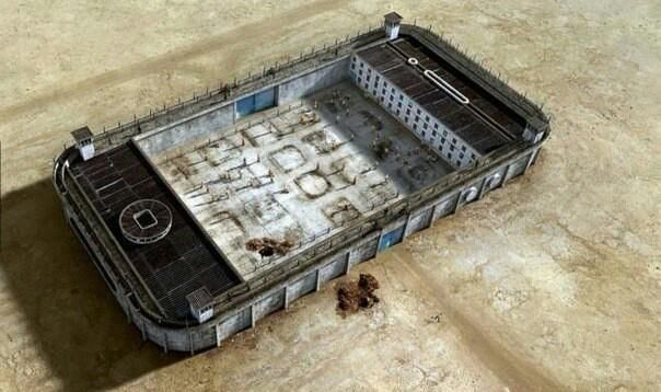 Тюрьма в виде iPhone (фото)