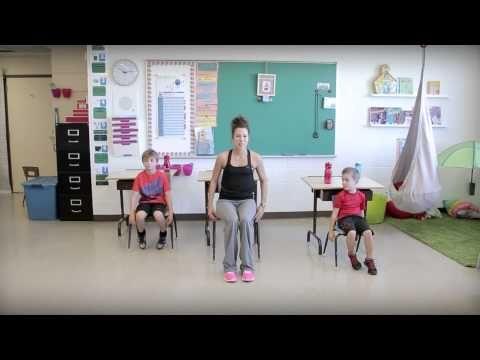 Bouge en classe avec Jeunes en santé #8