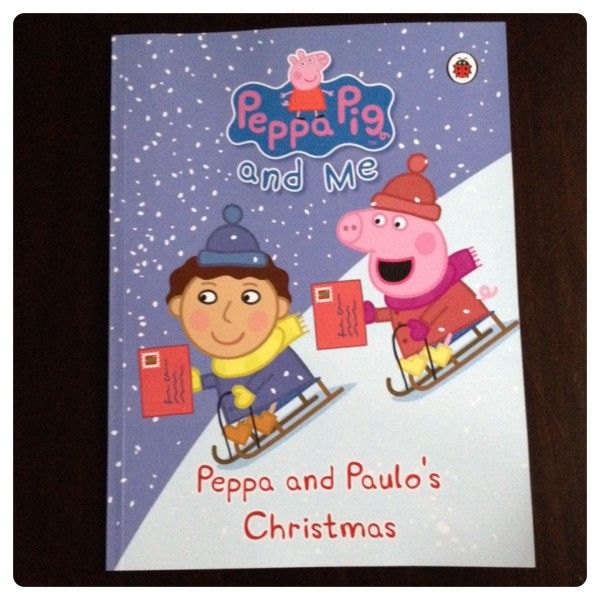 Personalised Peppa Pig Book (RRP 14.99) is ideal for Peppa Pig fans, as they can join their favourite characters, Peppa and George Pig, @LilinhaWorld