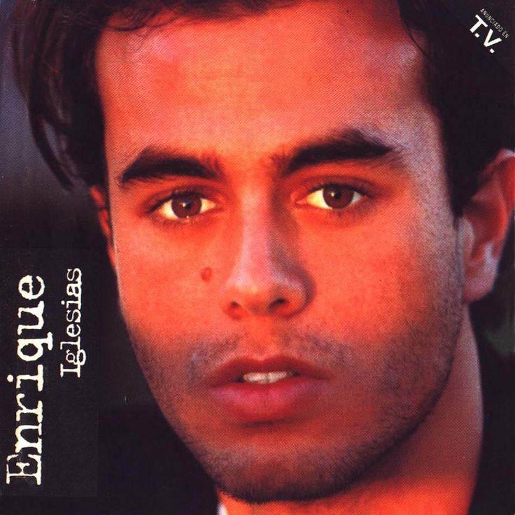 """Caratula Frontal Del Album: """"Enrique Iglesias."""""""