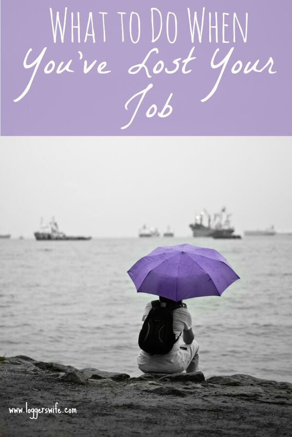 Losing your job can be one of the hardest things you'll go through. Read more to see my tips on what to do when you've lost your job.