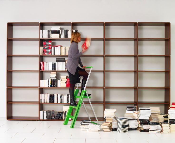 FittingWood First modular bookcase made in plywood #bookcase #interiordesign