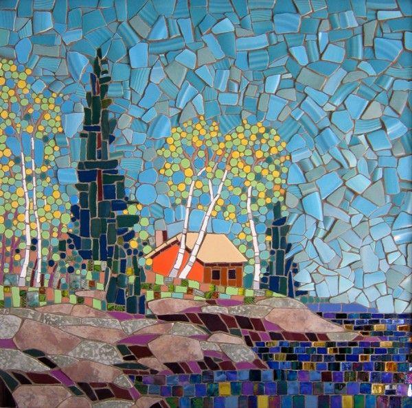 great mosaic artist; Michael Sweere