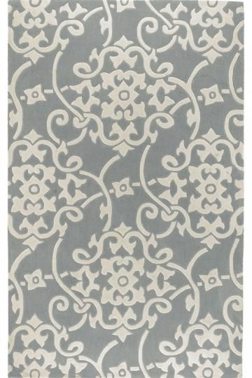 buy your silver gray rug by surya here this luxurious and design in decadent shades of silver gray and white will transform any