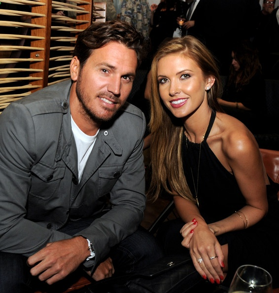 "Audrina Patridge and Corey Bohan Photo - Premiere Of Open Road Films' ""End Of Watch"" - After Party"