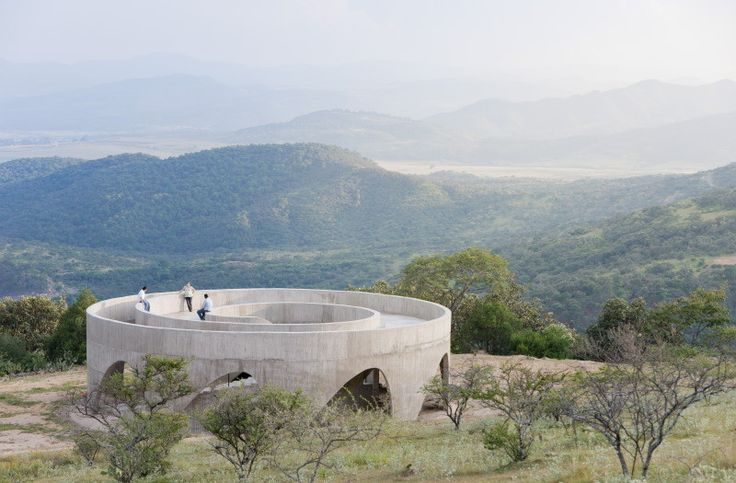 Gallery - Lookout Point Espinazo del Diablo / HHF architects - 1